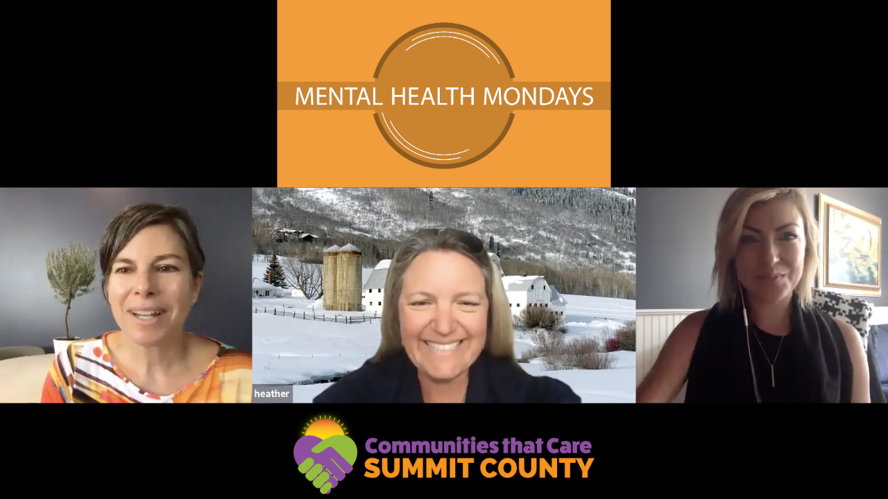 Mental Health Mondays with Heather Simms Youth Sports Alliance