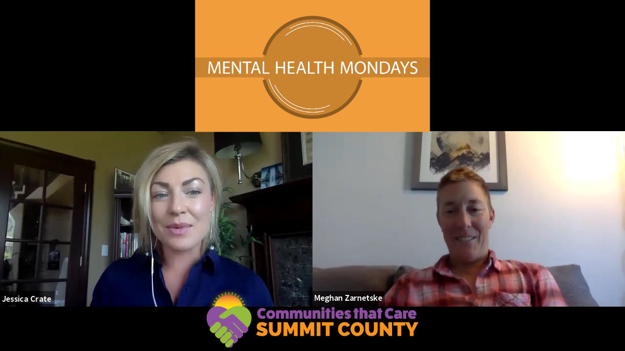 Mental Health Mondays with Meghan Zarnetske from Treasure Mountain Middle School