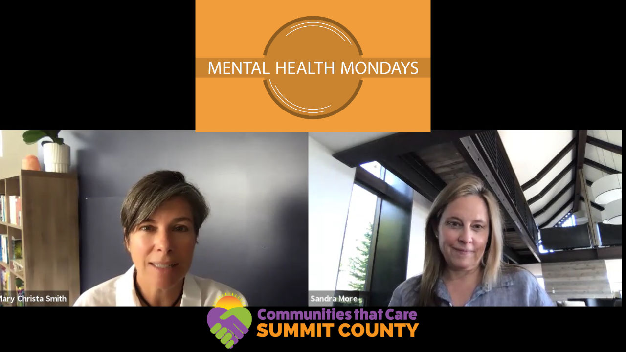 Mental Health Mondays with Sandra More