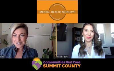 Mental Health Mondays with Lizeette Zurita of Holy Cross Ministries