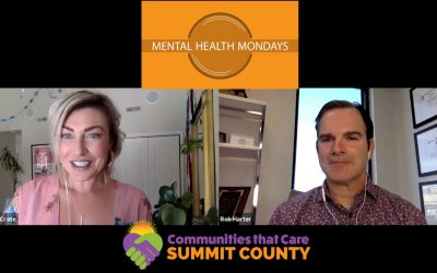 Mental Health Mondays with Rob Harter, Executive Director of the Christian Center of Park City