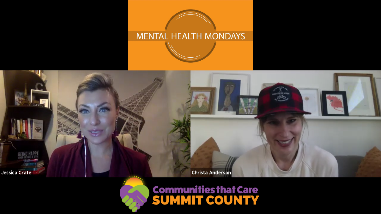 Mental Health Mondays with Christa Anderson Moore