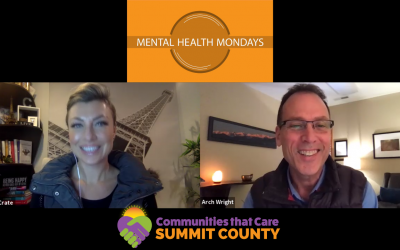 Mental Health Mondays with Arch Wright; Behavioral Healthcare Provider in Private Practice at Arch Wright, Psychotherapist – Interventionist – Recovery Coach