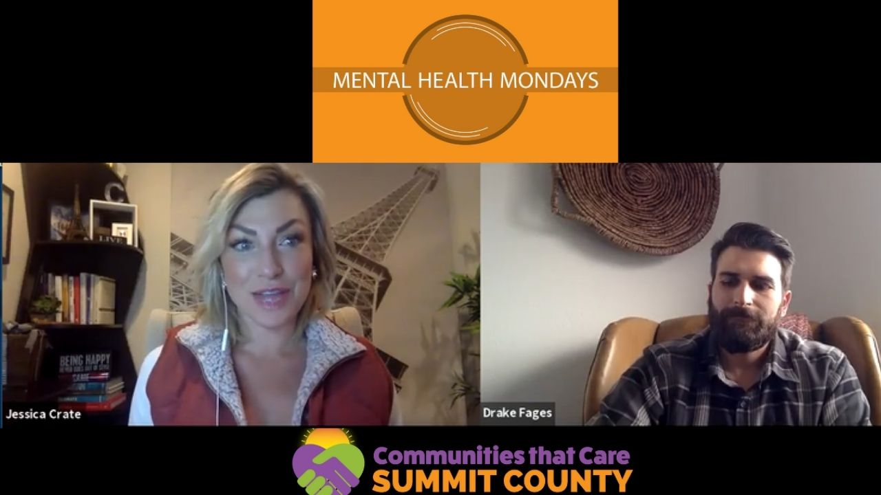 Mental Health Mondays with Drake Fages of Young Life Park City