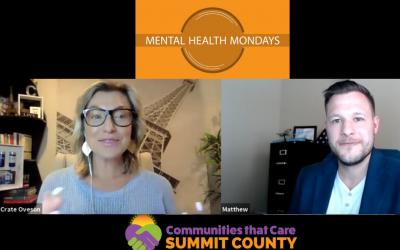Mental Health Mondays with Matthew Govin; Executive Administrative Assistant At Turning Point Centers
