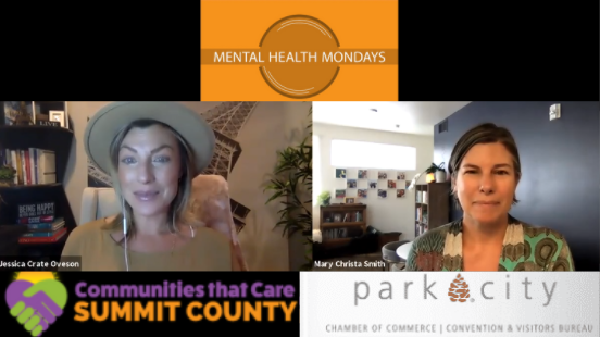 Mental Health Mondays with Mary Christa Smith; Executive Director of CTC Summit County