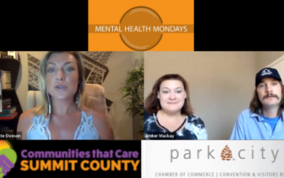 Mental Health Mondays with Amber MacKay and Matt Rutan of Summit County Clubhouse